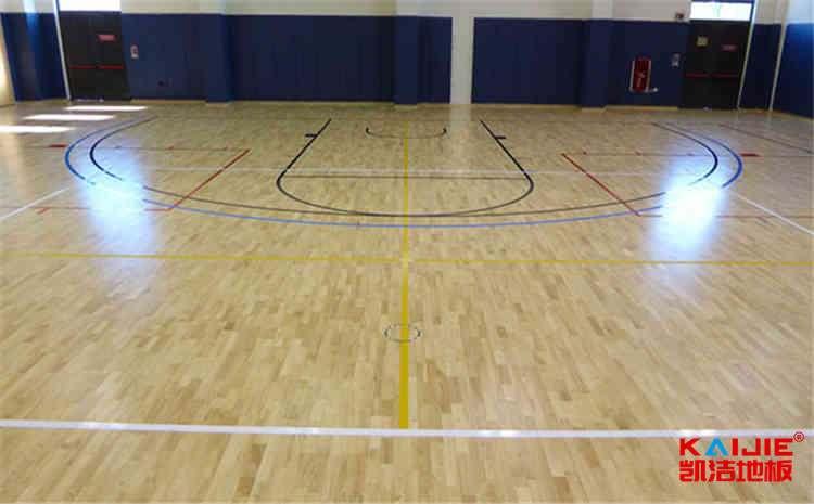 银川专业篮球地板什么牌子好
