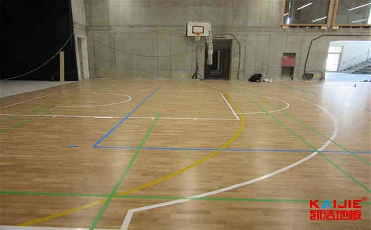 浙江枫桦木篮球地板哪家公司好