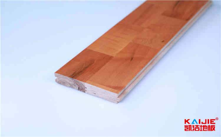 硬木企口体育场馆木地板厂家直销