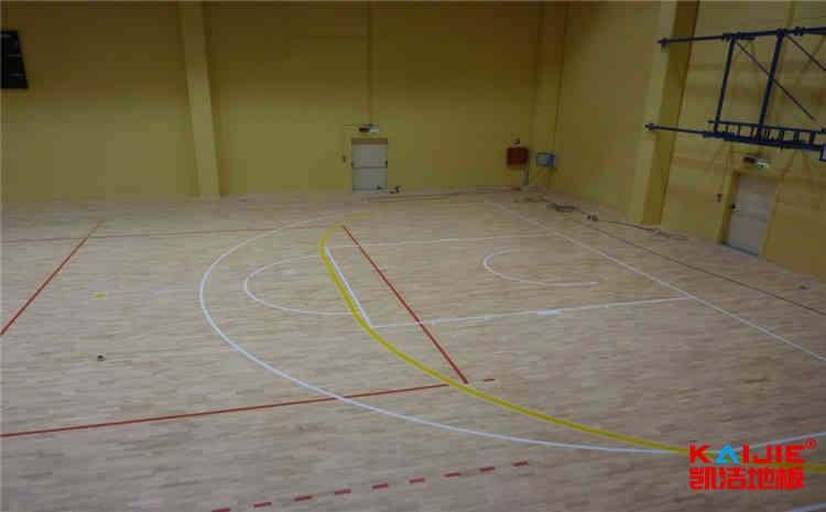 体育木地板基材密度有什么作用?