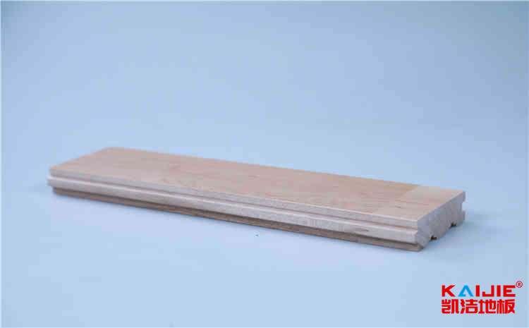 南宁枫木体育地板怎么安装