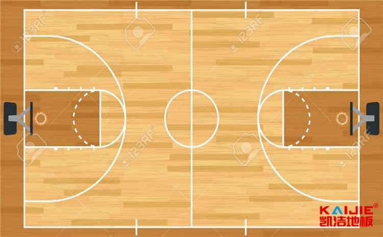 拼接板篮球场实木地板批发