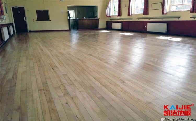 运动木地板越厚越好吗?