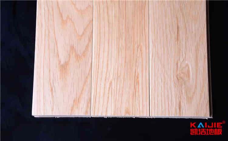 指接板体育馆木地板单层龙骨结构