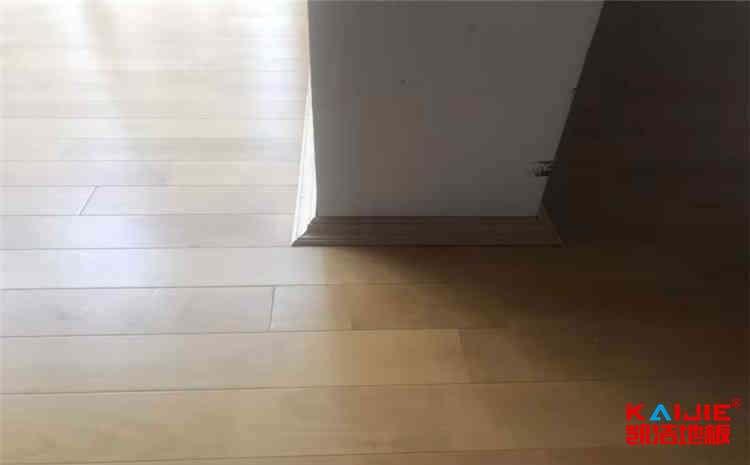 运动木地板原木为什么东北好?