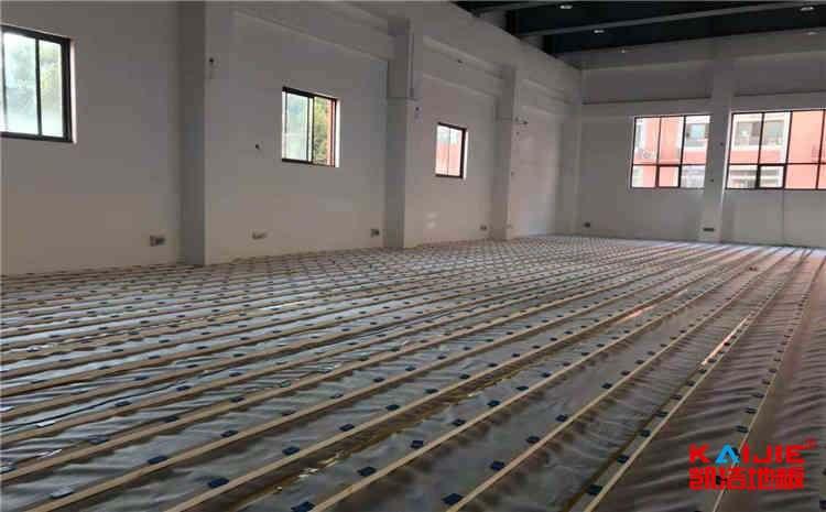 运动木地板安装要注意些什么?