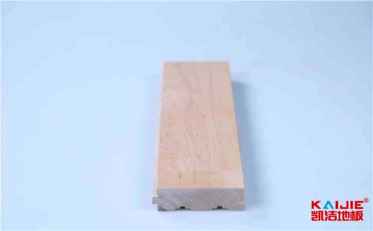 拼装实木运动地板维修