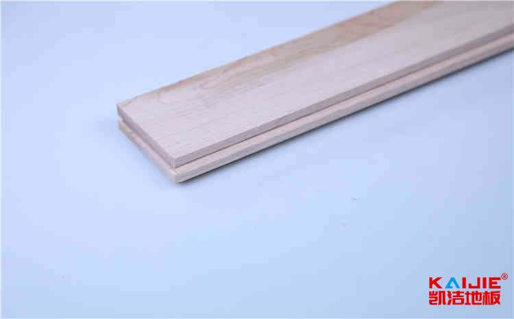 硬木企口篮球场木地板价格及图片