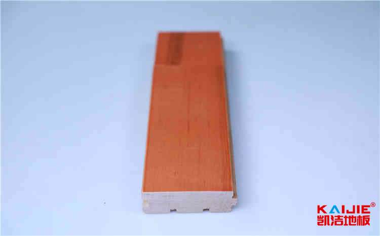 运动木地板常见结构系统