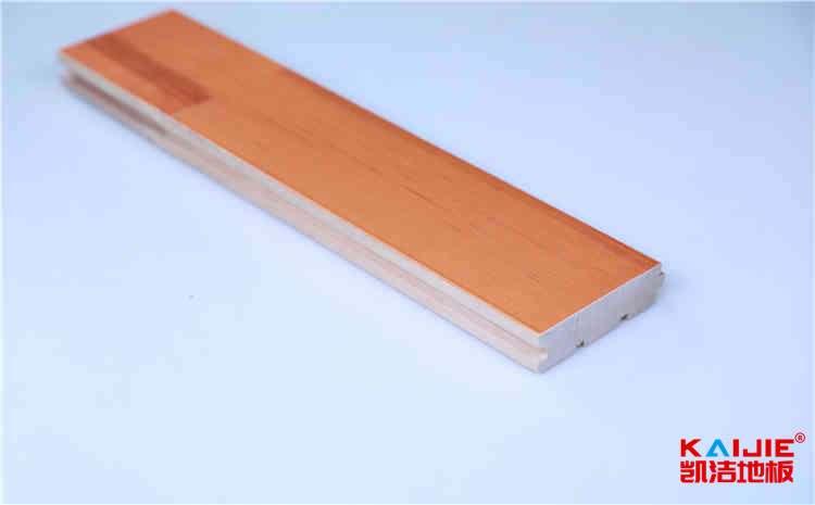 专用运动木地板每平米价格