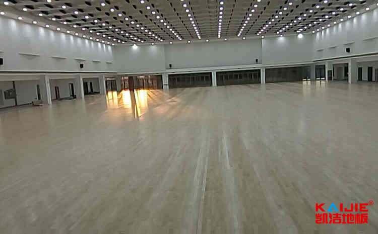 学校NBA篮球场木地板一平米价格