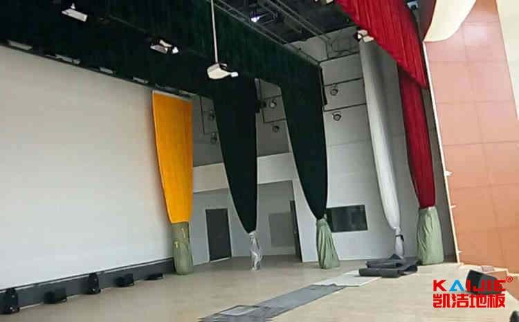 拼接板风雨操场运动地板施工技术方案