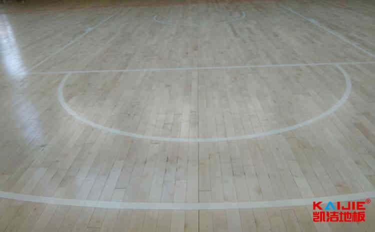训练馆篮球木地板