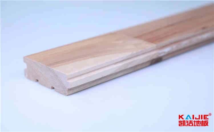 宁夏企口运动木地板怎么安装