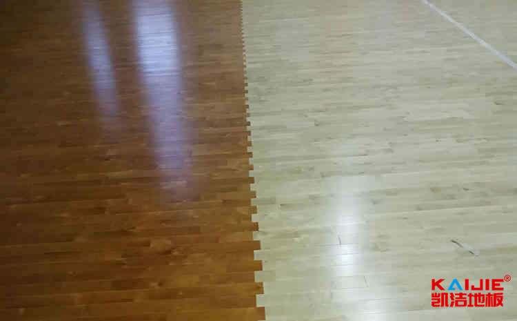 济南专业实木运动地板结构