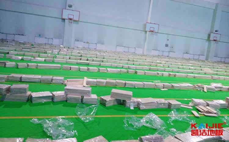 比赛场馆运动木地板维修