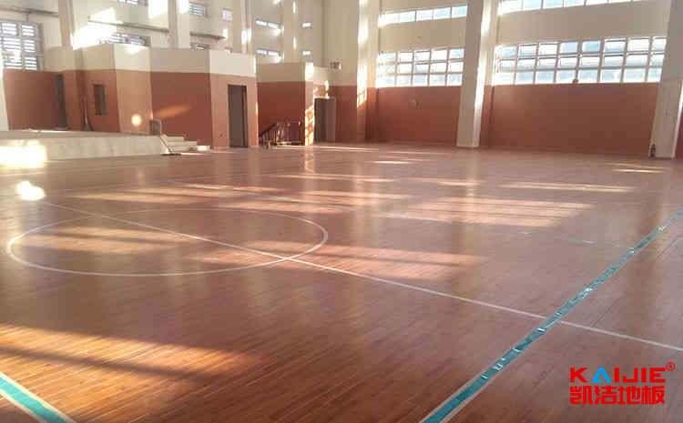 篮球场木地板专业功能