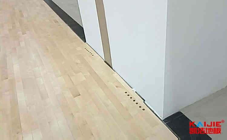 学校体育实木地板每平米价格