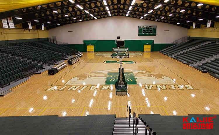 福建专用体育地板结构