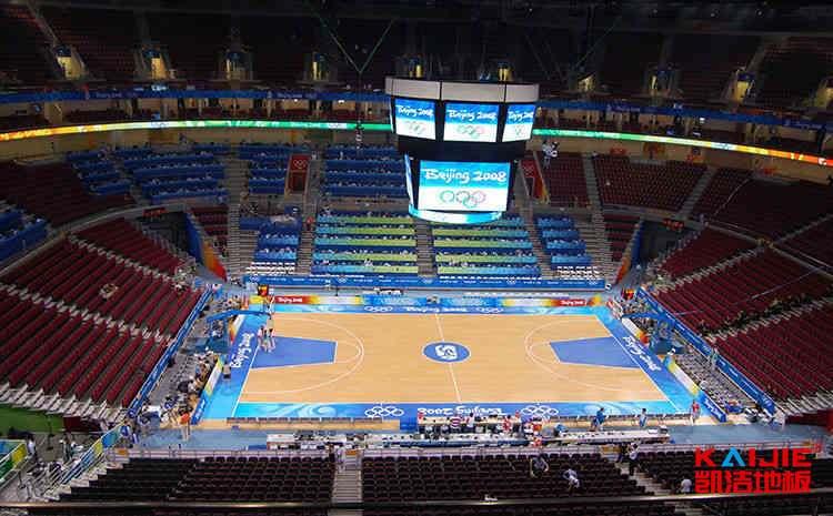 大型篮球场木地板厂商