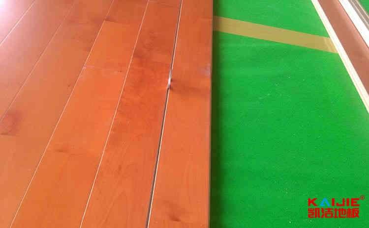 常见的实木运动地板哪家专业