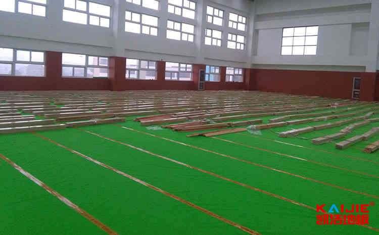 安徽体育地板多少钱