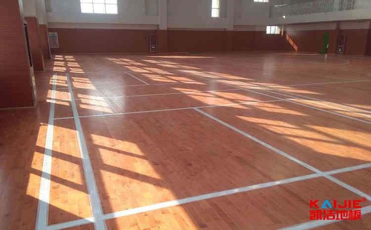 拼装篮球馆木地板哪个品牌好