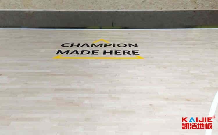 西宁硬木企口篮球地板翻新
