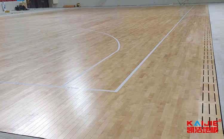 排球馆木地板专业要求