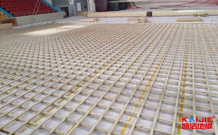 柞木实木运动地板工厂