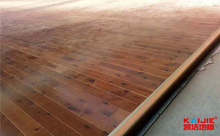 河北实木运动地板生产厂家