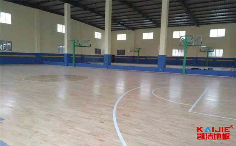 贵阳枫木篮球场地板图片