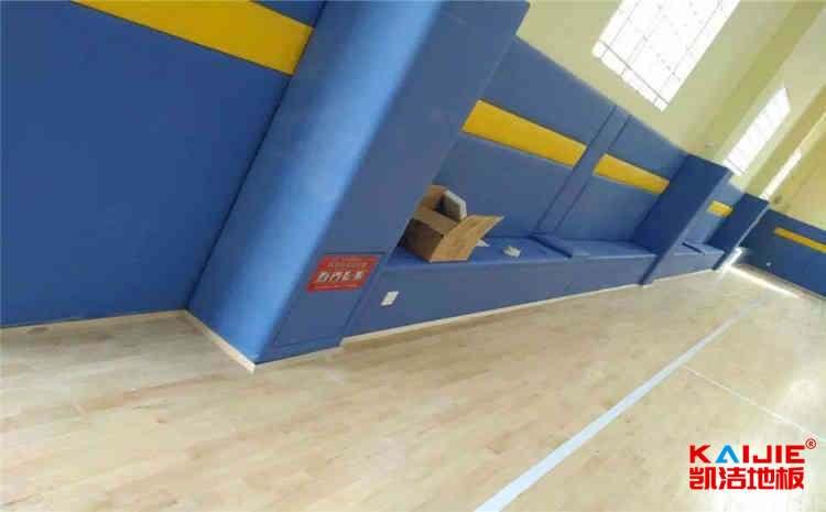 学校体育木地板价格