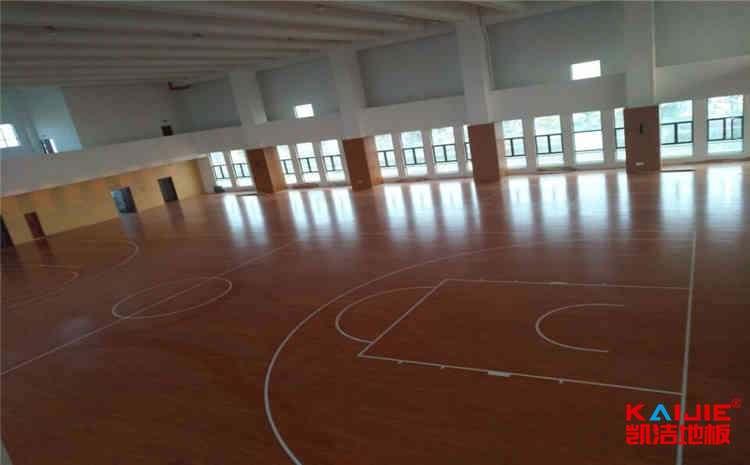 枫桦木体育地板厂家批发
