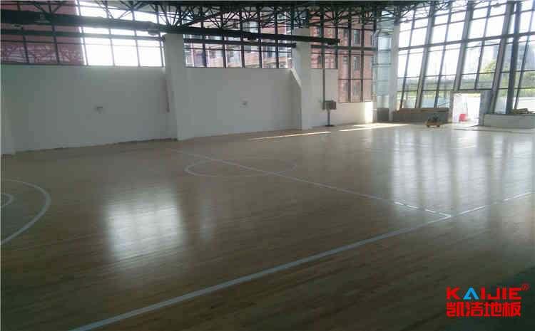 常用的篮球馆地板哪家便宜