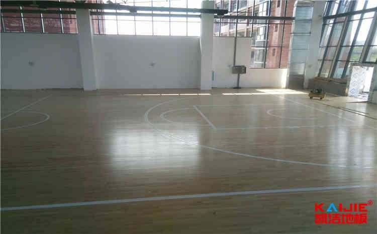 南宁篮球地板多少钱一平方