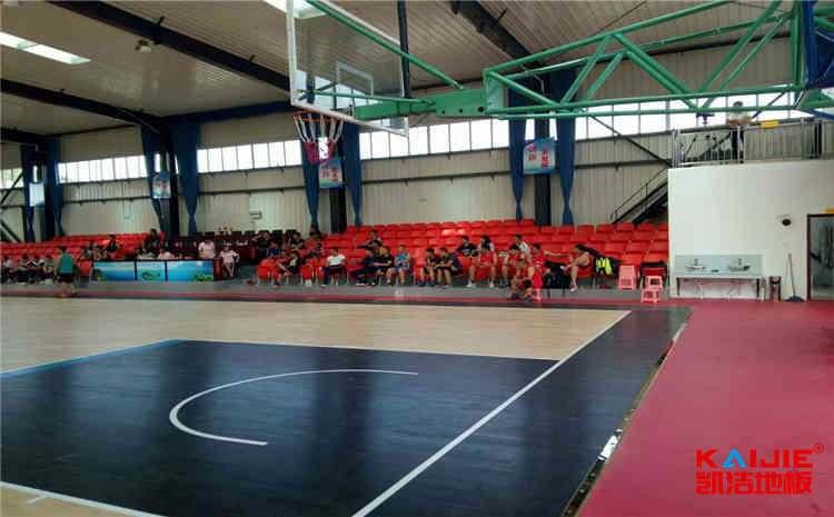 河南专业篮球地板结构