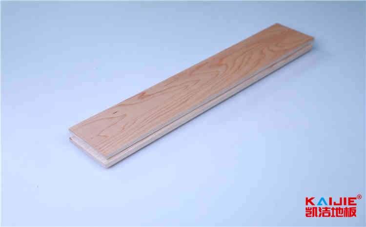 广东硬木企口篮球地板安装