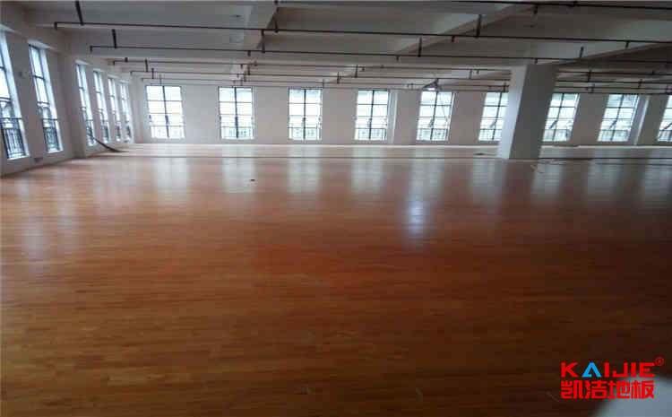 宁夏枫桦木篮球地板工厂
