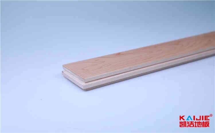 济南柞木篮球场地板打磨翻新