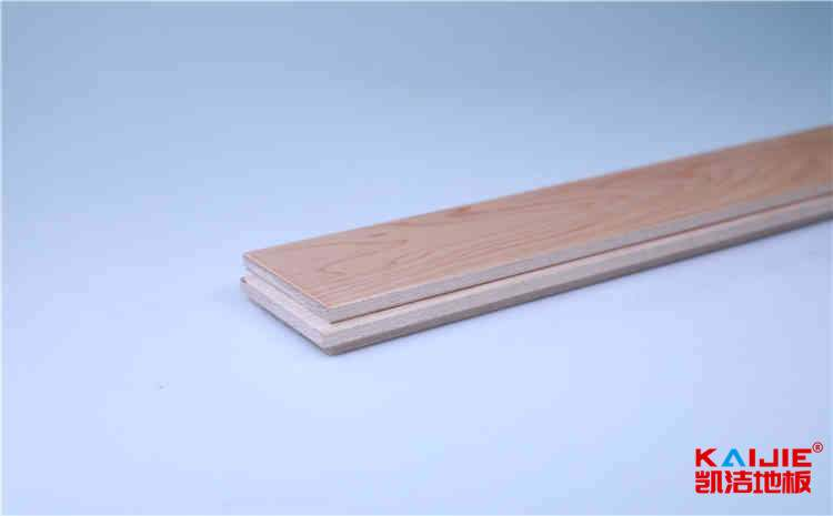 西安柞木实木运动地板多少钱一平方