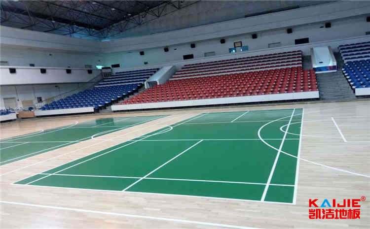 广州篮球地板多少钱合适