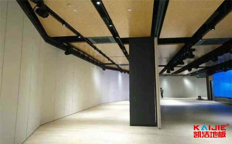 拉萨柞木体育地板怎么安装