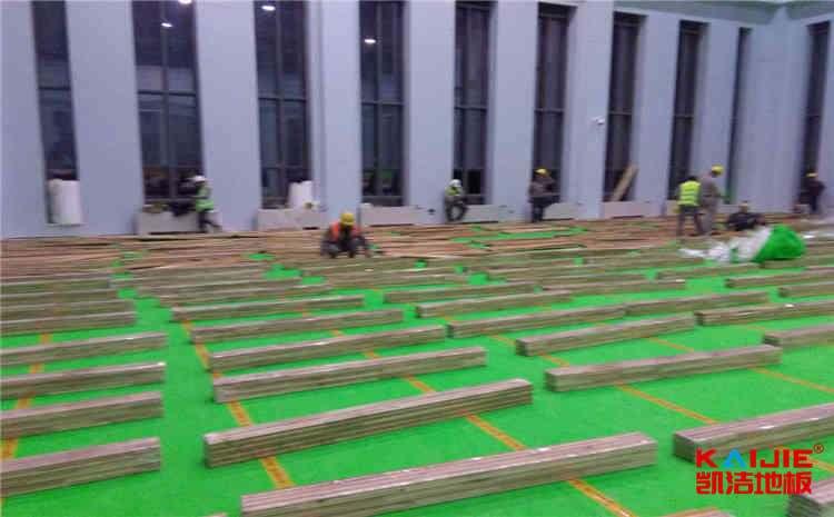 西藏专业运动木地板怎么安装