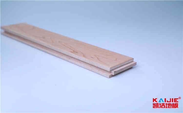 长春枫桦木体育地板每平米价格