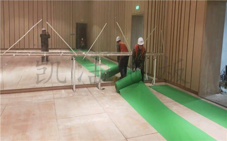 河北廊坊大剧院舞台木地板项目图片