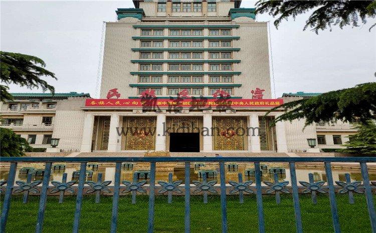 民族文化宫舞台木地板