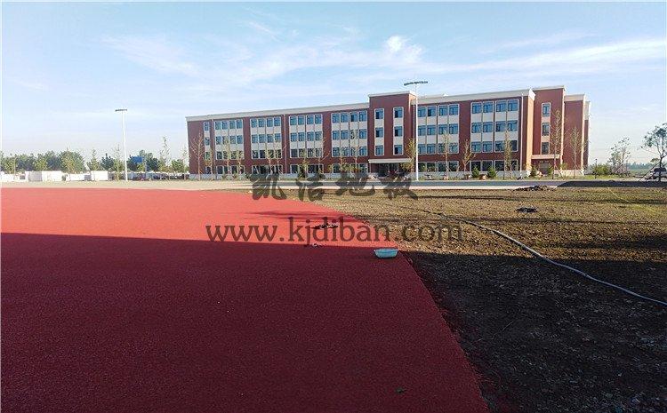 河北唐山厂部中小学体育馆木地板